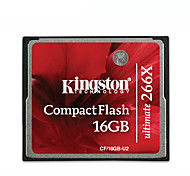 Kingston CompactFlash Ultimate 266x Card 16GB/32GB/64GB