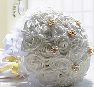 30 White Flower Bride Holding Flowers Wedding Gift Wedding Gifts D195