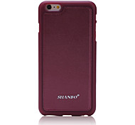 Luxury Thicken Silicone Full Protect Sewing Leather Phone Case For Apple iPhone 6s Plus/6 Plus/6s/6/SE/5s/5