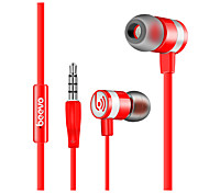 Beevo EM130 In-Ear Earphone Special Edition Headset Go Pro Earphones Clear Bass Earphone With Microphone