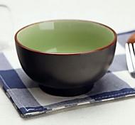 Japanese Exports to Calving Ceramic Bowl