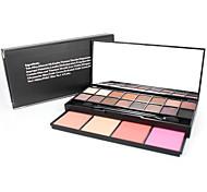 20 Blush Dry Powder Coloured FaceBrown / Red / Pink / White Auburn / Beige / Natural / Orange / Coffee