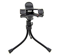 Multifunction Triangle Lazy Phone Holder Cell Phone Holder Lazy Desktop Photography Metal Camera Tripod