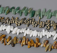 Beadia Natural Stone Beads 10-30mm Irregular Shape Stone Spacer Beads 38Cm/Str (Approx 50Pcs)