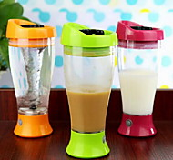 Electric Portable and Convenient Leak-proof Automatic Stirring Coffee Cup with Lid