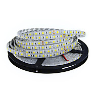 5M 5050 SMD LED Flexible Strip Light 300 LEDs 60LEDs/M IP65 Waterproof LED Rope Light Strips for Home Garden(DC12V)