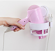 Toilet strong chuck blower Receive bathroom hair dryer shelf ram