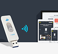 Wireless Flash Drive USB 3.0 WiFi U Disk for Smartphones Tablets Computer 64GB/32GB/16GB