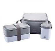 Fashion seal lunch box set