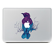 Bird Decorative Skin Sticker for MacBook Air/Pro/Pro with Retina