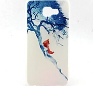 EFORCASE® Painted Red Fox TPU Phone Case for Samsung Galaxy A7(2016) A5(2016) A5 A3(2016)