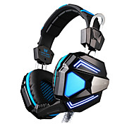Each G5200 USB 7.1 Gaming Headphone Surround Sound Vibration System with Microphone LED Light