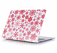 Snow Flake Pattern Computer Shell For MacBook Air11/13   Pro13/15   Pro with Retina13/15   MacBook12