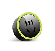 Small KMini Pro Smart Micro - Plug Smart Home Socket Wifi Remote Control Infrared Remote Control Neutral