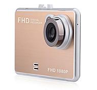 Allwinner Full HD 1920 x 1080 Автомобильный видеорегистратор 2,7 дюйма Экран Автомобильный видеорегистратор