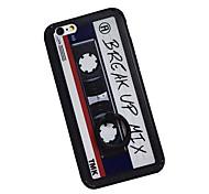 Magnetic Tape Ring Holder Soft Back Cover iphone Case for iphone 6s Plus/iphone 6s/iphone 6