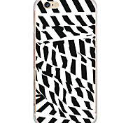 Zebra Pattern Cartoon Solid Color PC Hard Case Back Cover For Apple iPhone 6s 6 Plus SE/5s/5