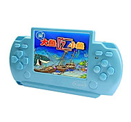 Wide color screen 3.5 inch touch screen game console with retail box 112 games 16bit pocket game player