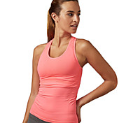 Women's Comfortable Qucik Dry Breathable Tank Tops Fitness Sports Vest
