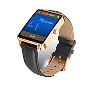 OUKITEL A58 Bluetooth 4.0 Smart Watch Siri Heart Rate Monitor Wristband with Loudspeaker