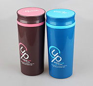 YOOYEE Brand Hot Selling Double Layer Plastic Bottle 400ml without BPA