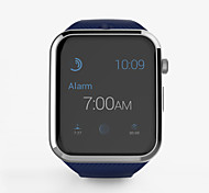 GD19 Bluetooth Smart Watch w/ Camera Screen for Android / iOS Smartphone - Blue