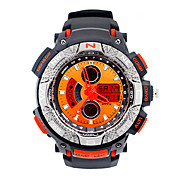 LED military Dual Time Display Sport digital military watch waterproof kids watches unisex