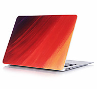 Red Oil Painting Computer Shell For MacBook Air11/13   Pro13/15   Pro with Retina13/15   MacBook12