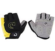 Перчатки Спортивные перчатки Все Перчатки для велосипедистов Весна Лето Осень ВелоперчаткиАнти-скольжение Износостойкий Защитный Легкие