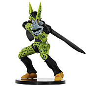 Dragon Ball Z Master Stars Piece Cell  Super Saiyan 17cm Boxed PVC Anime Action Figures Model Toys Doll Toy