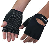 Men's Gym Wear Non-slip Gloves Sports Gloves Weightlifting Training Equipment Rally Cyling Sports Gloves 1 Pair