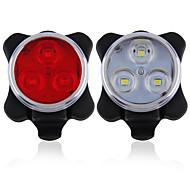 Lanternas de Cabeça / Luzes de Bicicleta / Luz Traseira Para Bicicleta LED LED CiclismoProva-de-Água / Recarregável / Tamanho Compacto /
