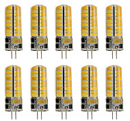 GY6.35 Led 12V AC/DC Spotlight 3W 72 LEDs 2835 5000-6500K/2800-3500K (10 Pieces)