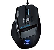 Gaming mouse / mouse ergonomico USB 2000