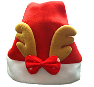 Christmas Ornaments Adult Ordinary Christmas Hats Santa Hats With Antlers For Home Chiristmas Party Decoration