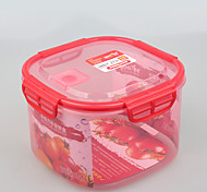Large Cube Storage Box Container for Food