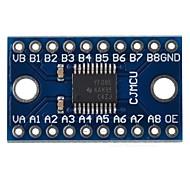 cjmcu txs0108e 8-канальный логический уровень двунаправленный конвертер