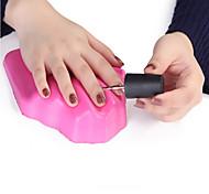 силикагель ногтей мягкий коврик ручной удобные и легкие 1шт