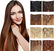 Расширения человеческих волос Человеческие волосы 70-120 14-24 Наращивание волос