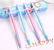 Fashion Printing Press Pen Pencil(10PCS)