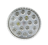 E27 18W 1080-1440LM (2White+2Orange+4Blue+10Red) Light LED Spot Bulb Plant Grow Light (85-265V)