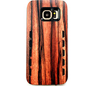 For Samsung Galaxy S7 edge  S7 Anti-Drop Vertical Strip of Grain Rubber Combo Phone Case