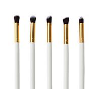 5 Set di pennelli Pennello di nylon Professionale / Portatile Legno Occhi Altro