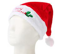 Flash Embroidered Christmas Hat Christmas