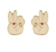 Fashion Hand Shape Brooches