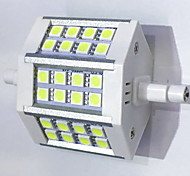 7 R7S LED a pannocchia T 24LED SMD 5050 680LM-800LM lm Bianco caldo / Luce fredda Decorativo AC 85-265 V 1 pezzo