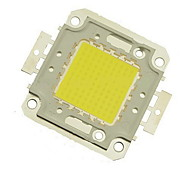 zdm ™ 100W 9000lm 6000K cool white LED-Chip (30-35v)