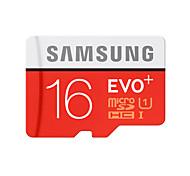 Samsung 16GB TF Micro SD Card scheda di memoria UHS-1 Class10 EVO Plus EVO+