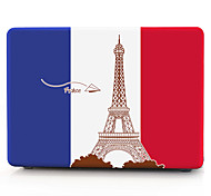 Flag of France Pattern MacBook Computer Case For MacBook Air11/13 Pro13/15 Pro with Retina13/15 MacBook12