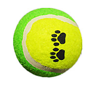 Dog Toy Pet Toys Ball Tennis Ball Rubber